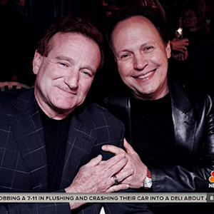 Billy Crystal Opens Up About Robin Williams' Death