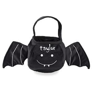 Personalized Bat Treat Bag