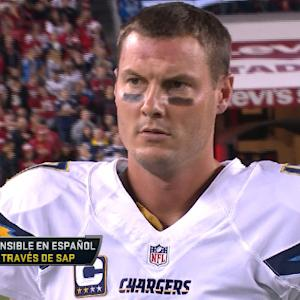 Week 16: San Diego Chargers quarterback Philip Rivers highlights