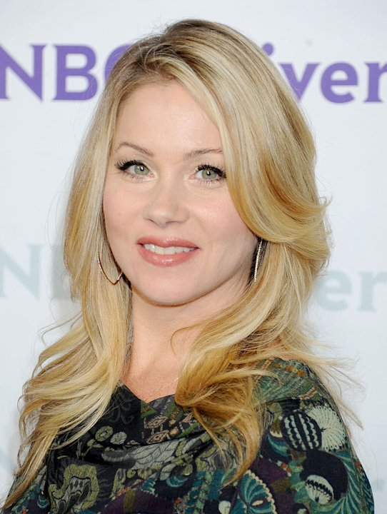 "Christina Applegate (""Up All Night"") attends the 2012 NBC Universal Winter TCA All-Star Party at The Athenaeum on January 6, 2012 in Pasadena, California."