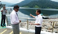 Minister: Peak level at dams can't solve water crisis