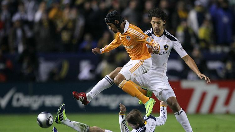 2011 MLS Cup - Houston Dynamo v Los Angeles Galaxy