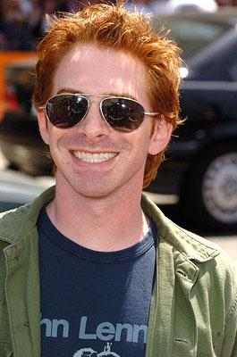Premiere: Seth Green at the LA premiere of Warner Bros. Pictures' Charlie and the Chocolate Factory - 7/10/2005