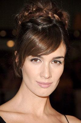 Paz Vega at the Los Angeles premiere of Paramount Classics' Babel