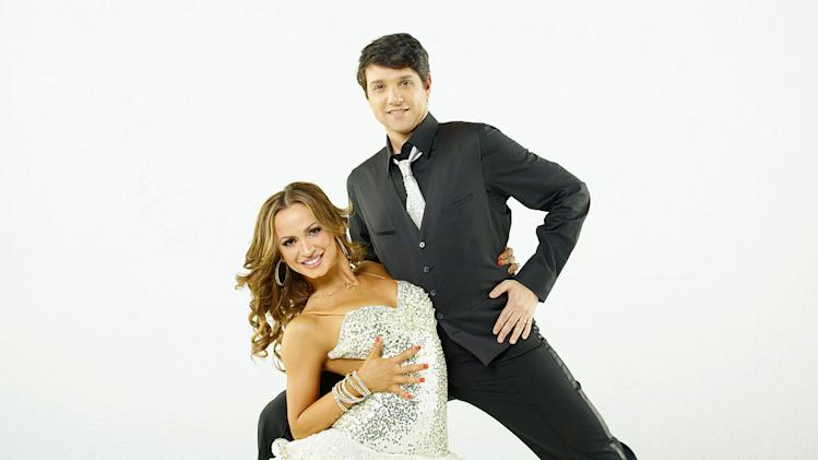 "Ralph Macchio teams with professional dancer Karina Smirnoff on Season 12 of ""Dancing with the Stars."""
