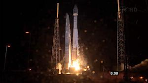 Liftoff! NASA Launches Next-Generation Relay Satellite into Space