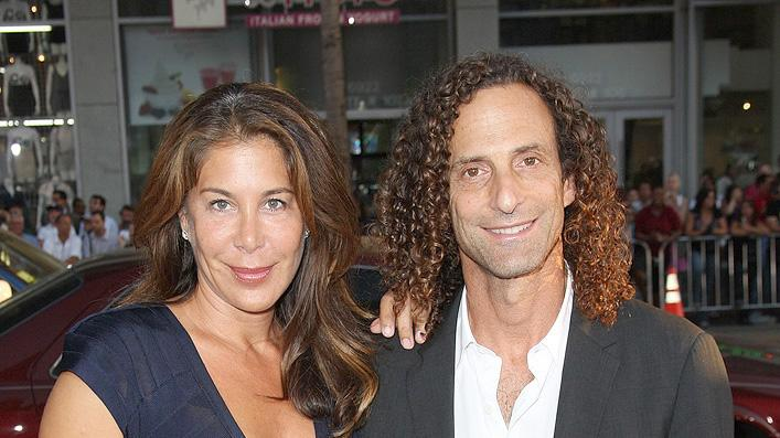 The Invention of Lying LA premiere 2009 Kenny G