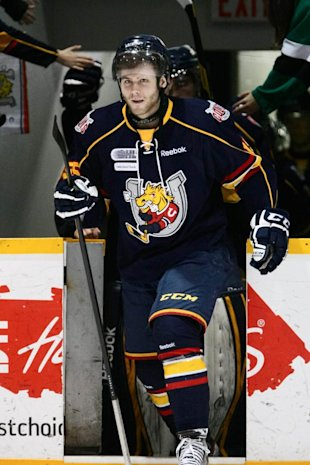 OHL: Camara Capitalizes On Bad Bounce To Push Barrie Colts Through To Second Round