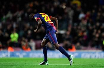 Abidal: My future is in Barcelona's hands