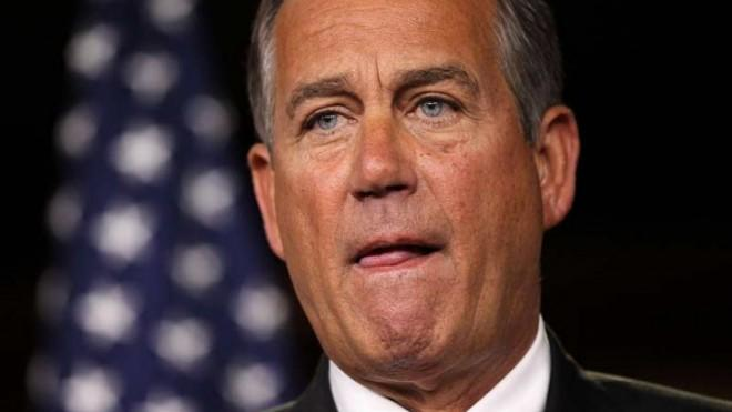 House Speaker John Boehner and the GOP may be considering letting tax hikes through to gain leverage later.