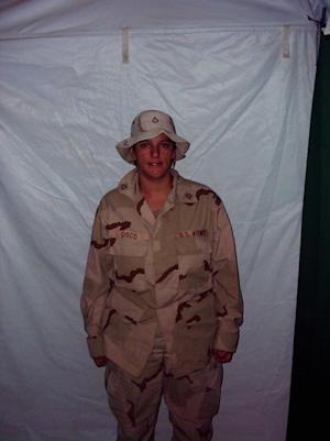 First Person: Serving at Camp Bucca, Iraq