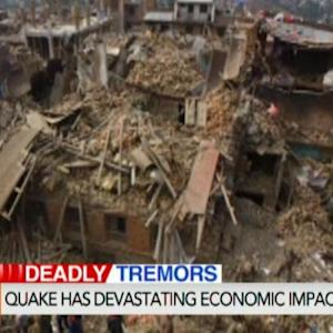 Quake Impact Could Exceed 20% of GDP: IHS