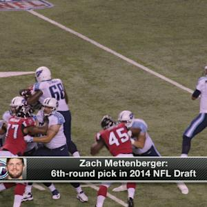 Will Tennessee Titans quarterback Zach Mettenberger make an impact in first start?