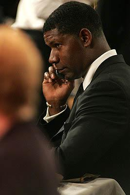 Dennis Haysbert Screen Actors Guild Awards - 2/5/2005