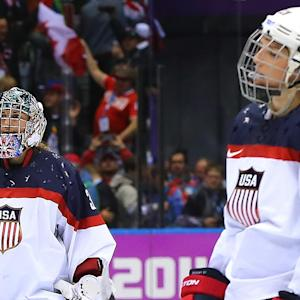 Hilary Knight 'still not over' Olympic loss