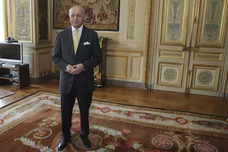 Fabius hopes Paris climate talks can reverse Copenhagen failure