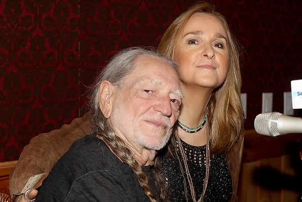 Willie Nelson, Melissa Etheridge