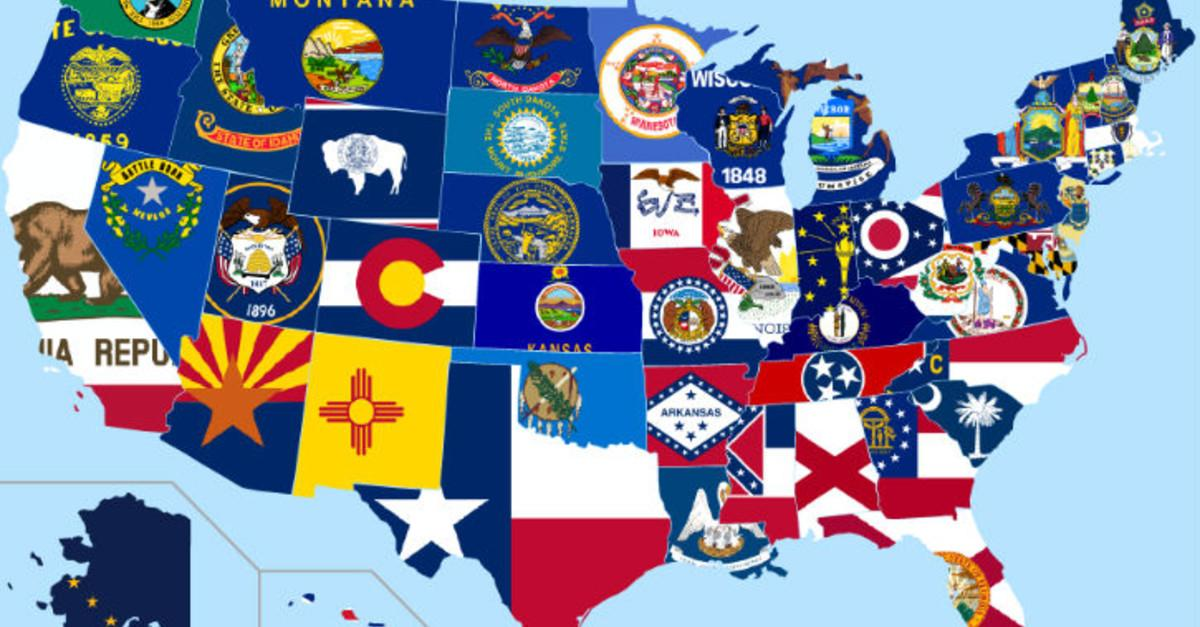 The 50 Things That Each State Is Bad At