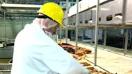 The Atlantic Beef Products plant has seen financial improvement.