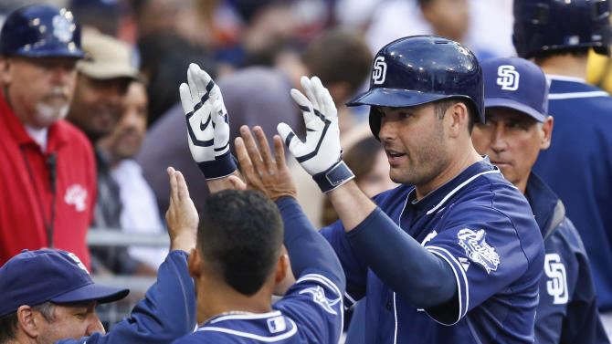 Ross, Padres cool off Mets in 6-0 win