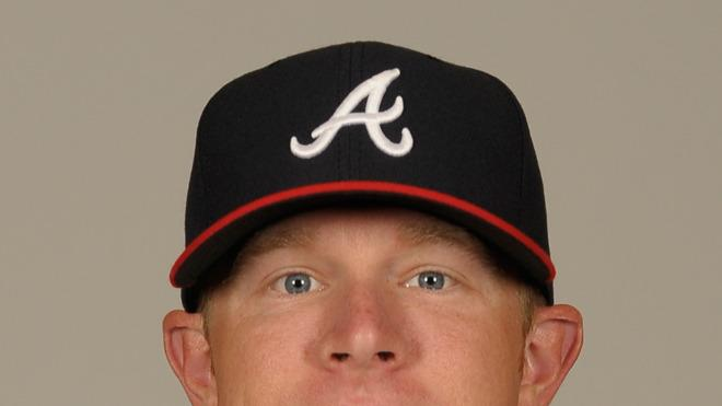 David Carpenter Baseball Headshot Photo