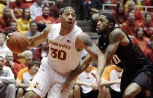 Iowa State beats Oklahoma State at buzzer 71-68