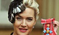 Winslet And Fellow Celebs Honoured By Queen