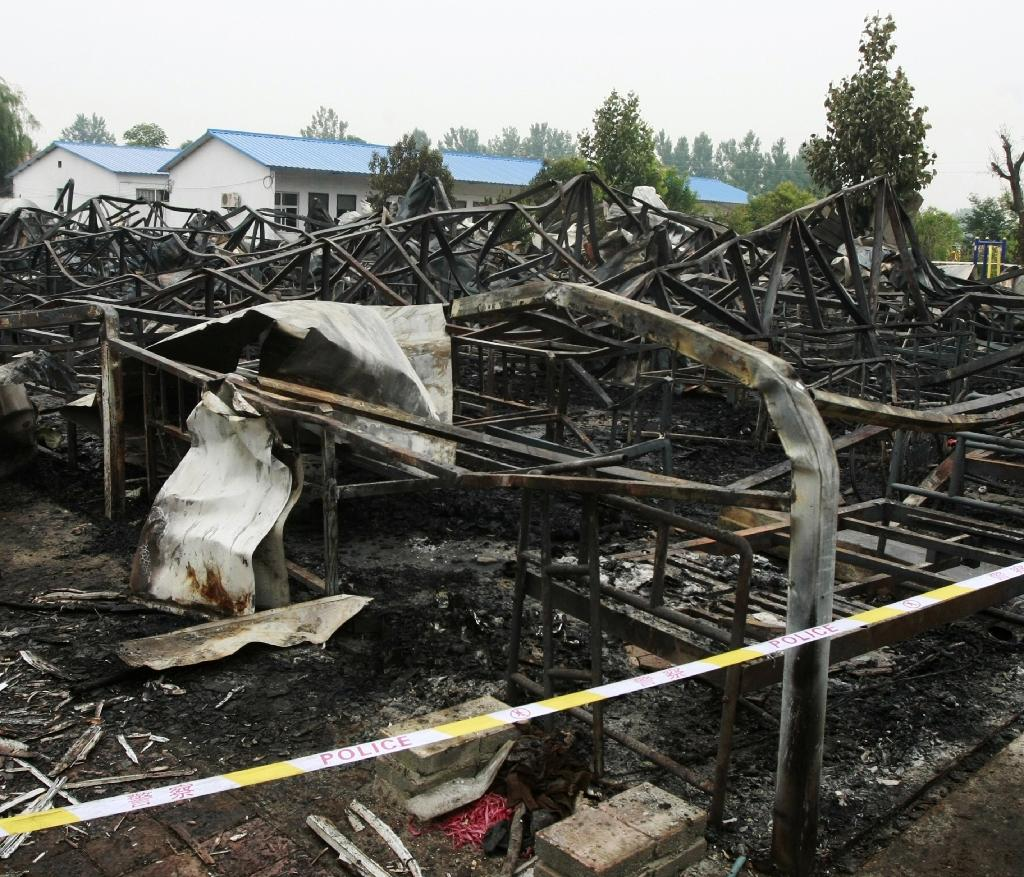 China vows safety crackdown after nursing home fire kills 38