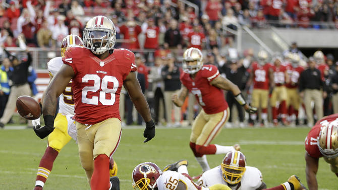 49ers rookies shine in big roles, out of necessity