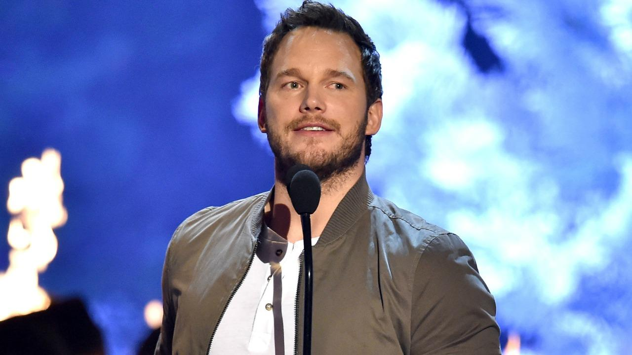 Chris Pratt Can't Find the Words to Describe His Excitement Over 'Guardians of the Galaxy 2'