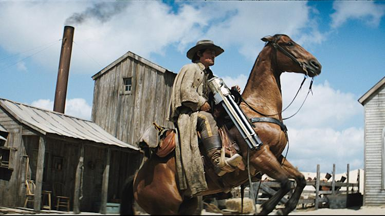 Jonah Hex Warner Bros. Pictures Production Photos 2010 Josh Brolin