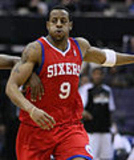 Andre Iguodala's Value to the U.S. Olympic Team Could Come at the 76ers' Expense: Fan Analysis