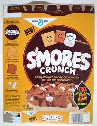 S'mores Crunch Cereal