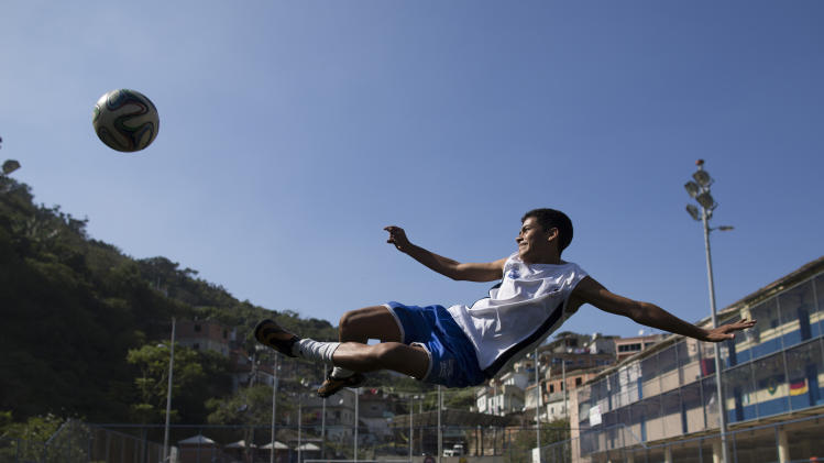 World Cup fuels longshot dreams for Brazil's poor