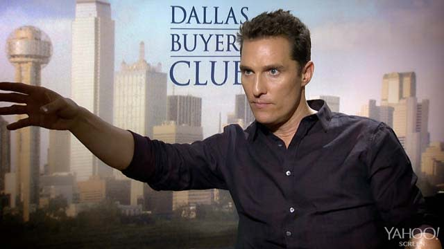 'Dallas Buyers Club' Insider Access: Matthew & Jennifer
