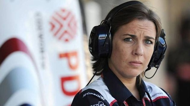 Claire Williams (Imago)