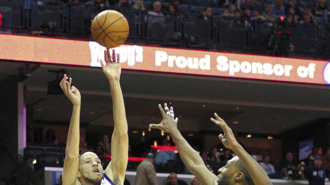 NBA: Washington Wizards at Memphis Grizzlies