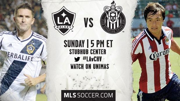 LA Galaxy vs. Chivas USA | MLS Match Preview