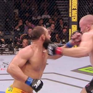 UFC 167 Highlights: St-Pierre vs. Hendricks