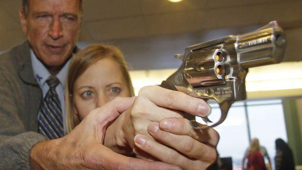 Insurance Companies Aren't Excited About Armed Teachers in the Nation's Schools