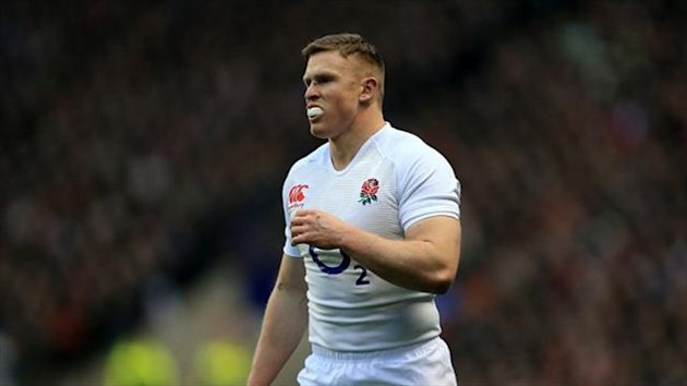 Chris Ashton's place in the England elite squad could come under pressure