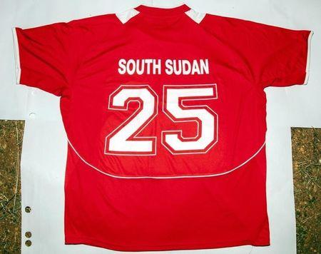 South Sudan to make debut in World Cup qualifiers