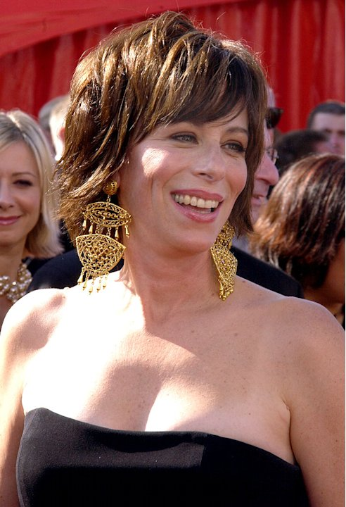 Jane Kaczmarek at The 55th Annual Primetime Emmy Awards.