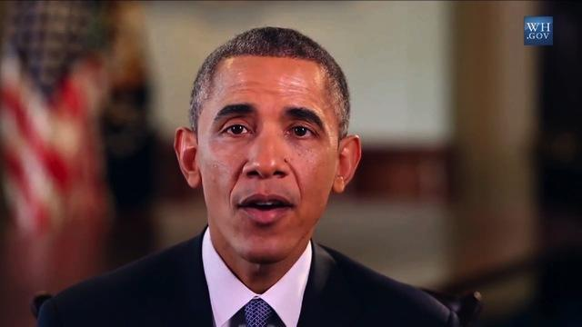 """Obama: """"America's resurgence is real"""""""