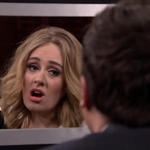 Adele and Jimmy Fallon Face Off in Epic 'Box of Lies' Battle