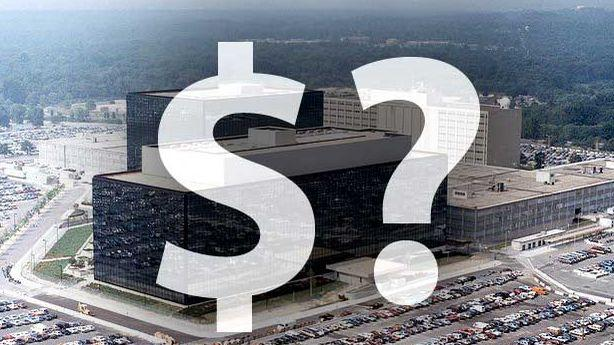 How Much Money Do We Pay the NSA to Spy on Us?