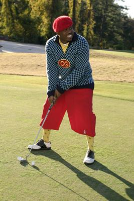 Antwan 'Big Boi' Patton in MGM's Who's Your Caddy?