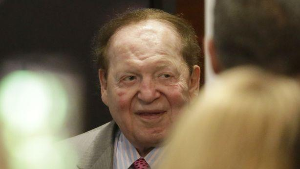 Why Sheldon Adelson Will Matter in 2016