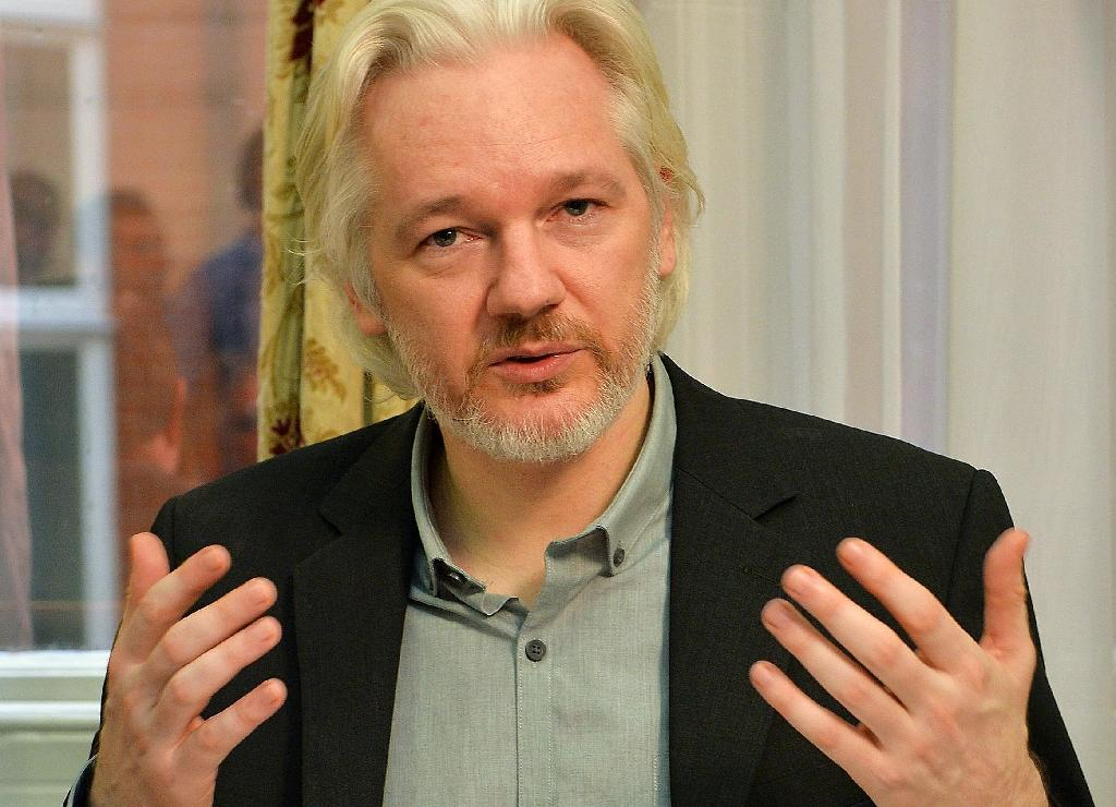 Sweden to meet Ecuador officials Monday over Assange