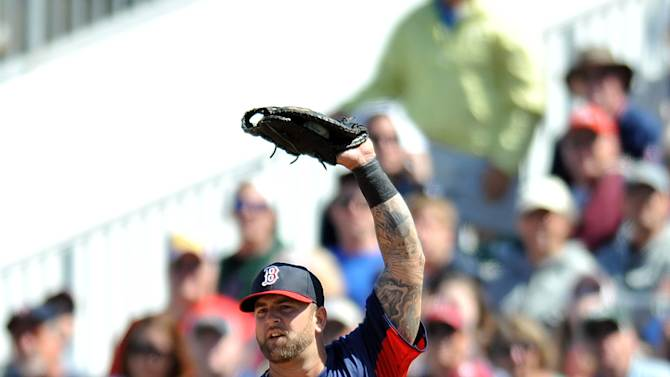 MLB: Spring Training-Boston Red Sox at Minnesota Twins
